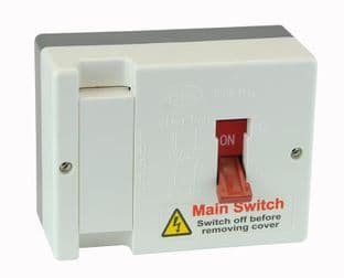CLICK DB750  Switch Fused Mains 100A